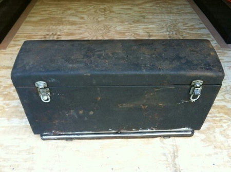 1920 S Luggage Rack Really Nice Condition