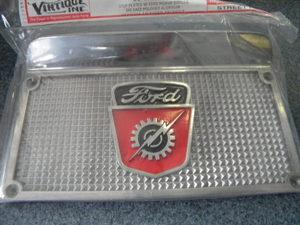 1948 1956 Ford Pu Step Plates Pr