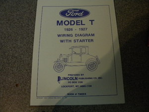 1926-1927 model t wire diagram 1927 model t wiring diagram for a 1925 ford model t wiring diagram #7