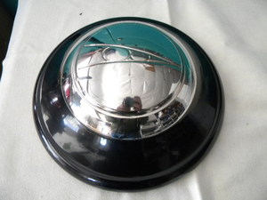 1936 Ford Hub Caps Licensed By Ford
