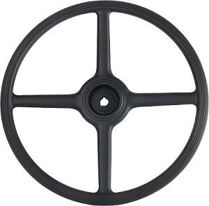 1930 1931 Model A Black Steering Wheel