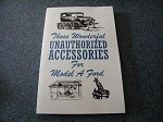 Those Unauthorized Ford Model A Accessories