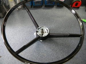 ford falcon steering wheel