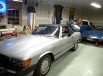 1987 Benz 560 SL LOW Miles