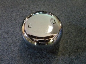 Model A Ford Chrome Oil Cap