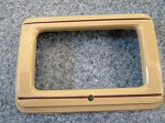 1940 Ford Sand Colored Clock Bezel