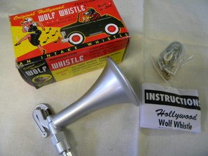 COOL Wolf Whistle !