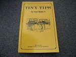 Model A Ford TINY TIPS BOOK !