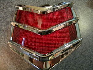 1940 Ford LED tail lamps USA MADE!