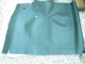 1941 - 1948 Ford front Floor Mat