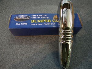 1940 Ford Bob Drake Bumper Guard (ea)