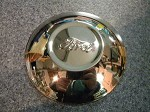 1930-1931 Ford HubCaps - SET OF 5