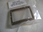 1940 Ford Headlamp door parking lens gaskets (pr)