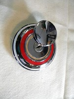 Locking Gas Cap; fits - 1932-48 Car, 1932-50 Pickup