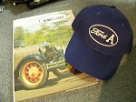 Henrys Lady Book and Ford Model A Hat (great gift set)