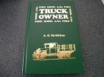 MODEL A FORD AND AA TRUCK BOOK