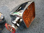 COOL Running lighs / Directional Lights - street rod