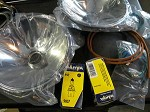 Model A 6 V high low beam Halogen Kit- complete