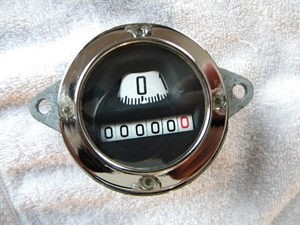 1930-1931 North East Model A rebuilt Speedometer  **special sale**!!