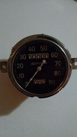 1932 Ford Speedometer