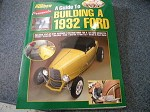 How to build a Hot Rod 32 Ford Book