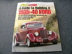 How to Build a 1935 - 1940 Ford Hot Rod