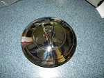 1935 Ford Hubcap