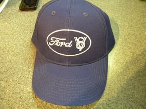 Ford V8 Cap - real high quality!