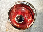 Hot Rod Pontiac Tail Lamp blue dot!