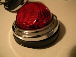 1940 1941 Willys LED Tail lamps pr.