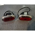 1942 - 1948 Ford Tail lamps (pr)
