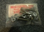 1928 1929 Hood latch Screw Set