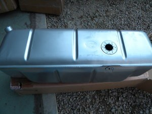 1953 - 1955 Ford Puick Up Gas tank.