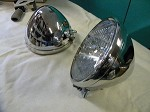 1930 1931 Model A Ford Headlamp 12v Halogen