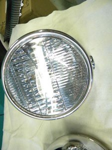 1928 1929 Headlamps 2 bulb 6 Volt