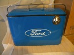 Ford Beverale Cooler -- BLUE
