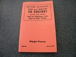 1937-1948 Engine Repair manual car/truck-ford/merc.