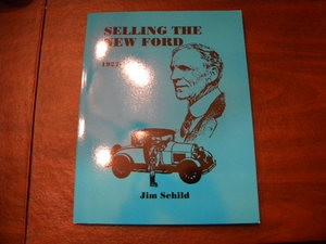 Selling The NEW FORD Book  **GREAT Gift Idea**