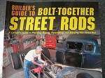 How to build a BOLT Together street Rod - book