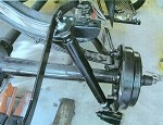 Model A Ford REAR KIT- Complete